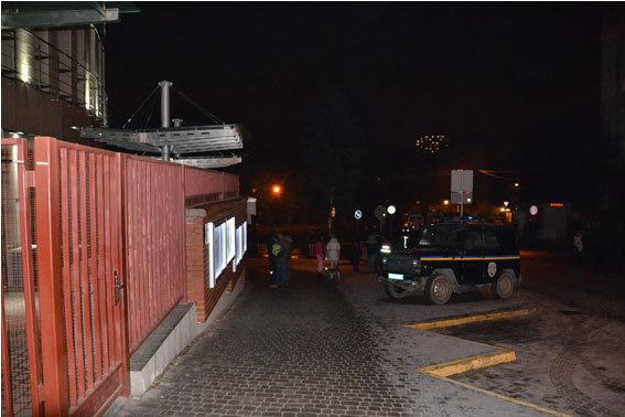 Na terenie Konsulatu Generalnego RP we Lwowie doszło do eksplozji.