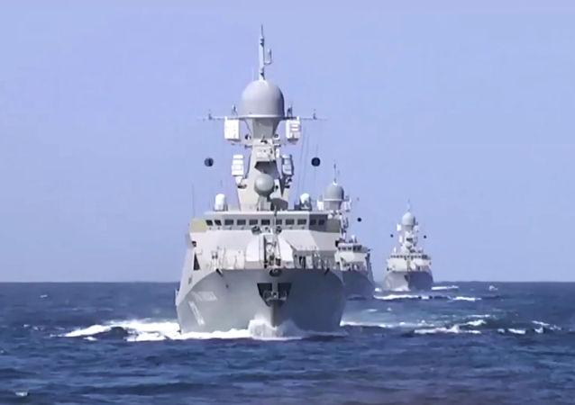 Okręty Flotylli Kaspijskiej