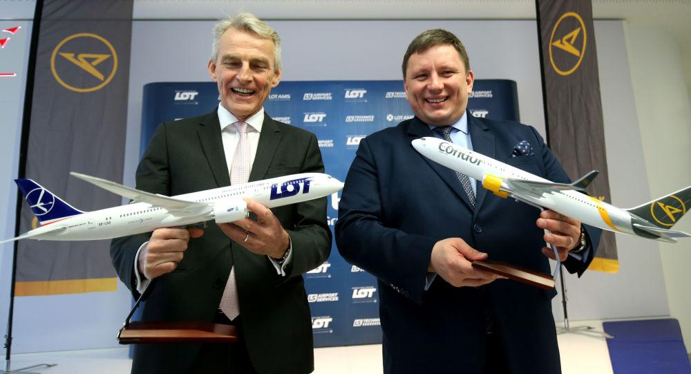 Zakup linii lotniczych Condor
