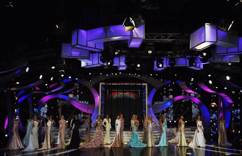 Finał konkursu Miss Wenezuela 2015 w Caracasie
