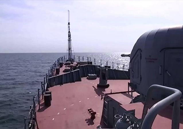Okręt Flotylli Kaspijskiej