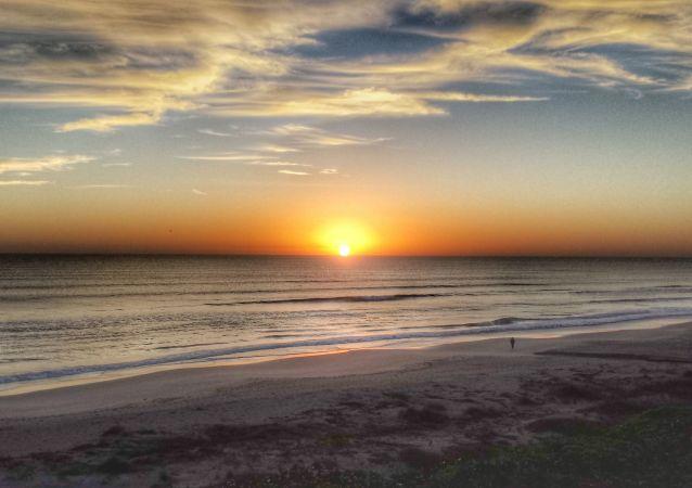 Plaża na Florydzie