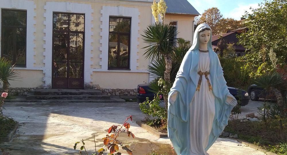 Kościół katolicki. Abchazja. Suchum