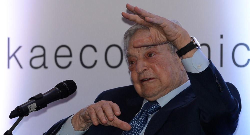Amerykański finansista George Soros
