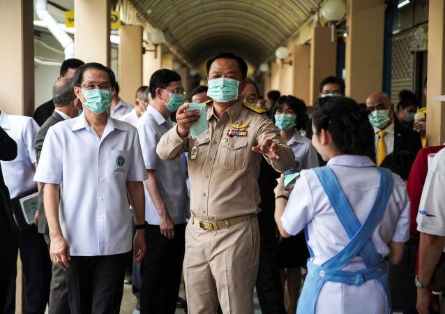 Koronawirus w Tajlandii