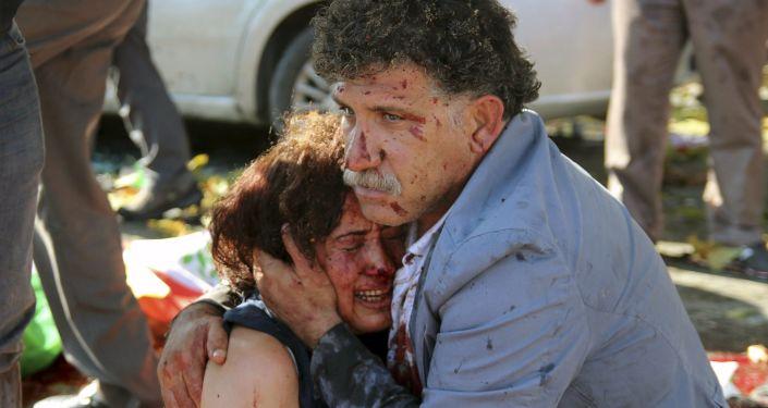 Zamach terrorystyczny w Ankarze
