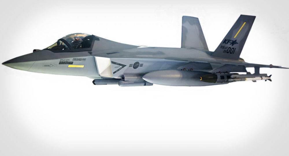 KF-S myśliwiec Korei Południowej