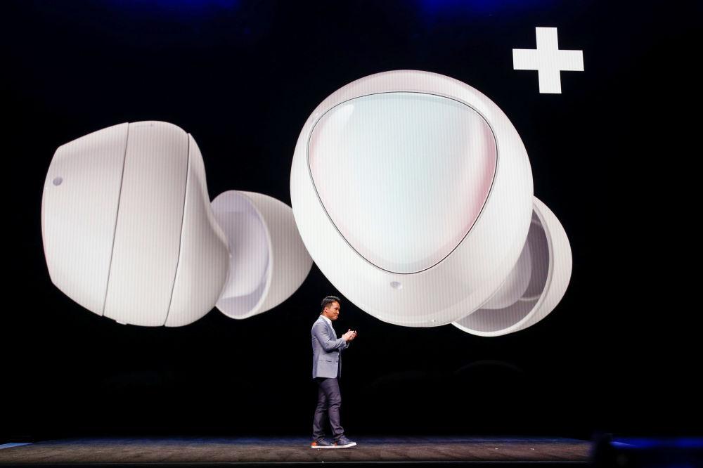 Bezprzewodowe słuchawki Galaxy Buds