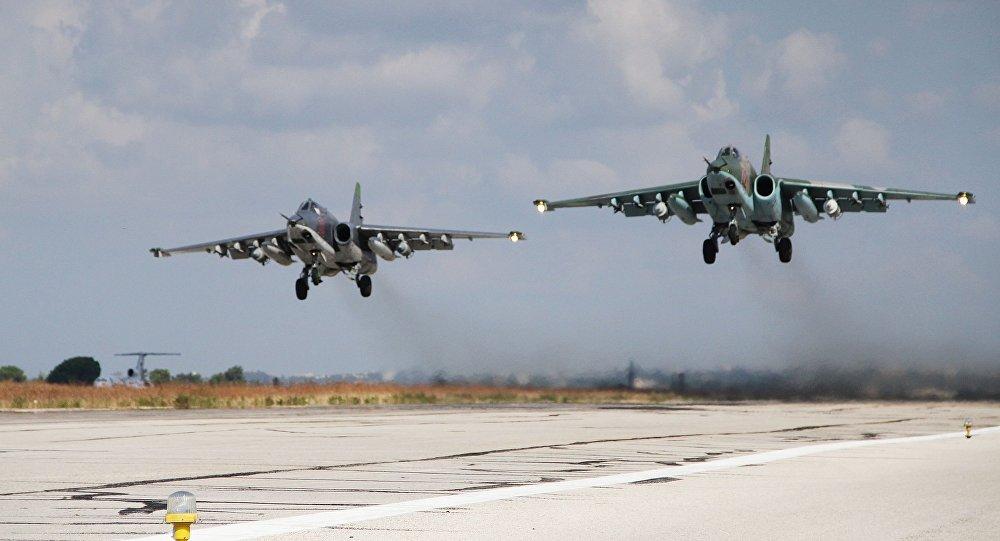 Operacja rosyjskich sił powietrznych w Syrii