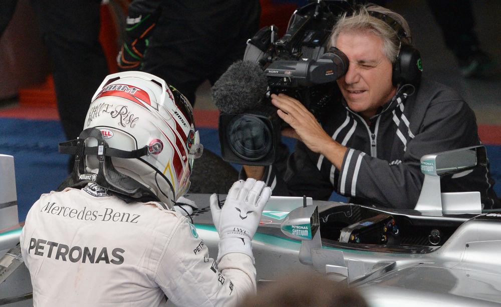 W niedzielę Lewis Hamilton odniósł drugie zwycięstwo na torze w Soczi.