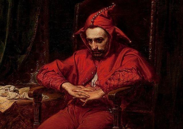 Jan Matejko. Stańczyk, 1862