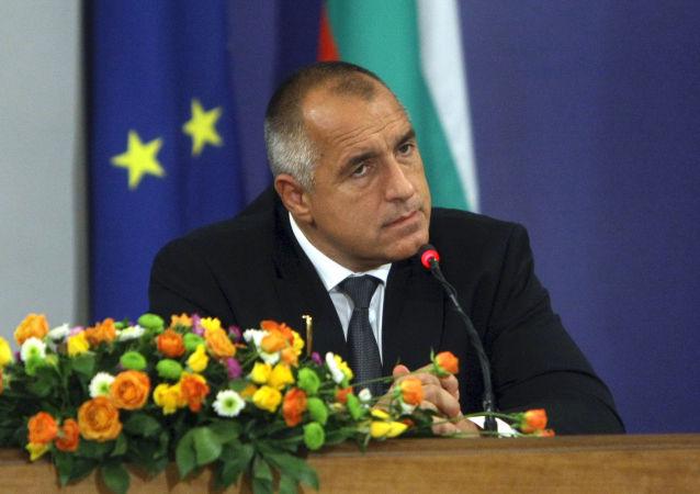 Szef bułgarskiego rządu Bojko Borisow
