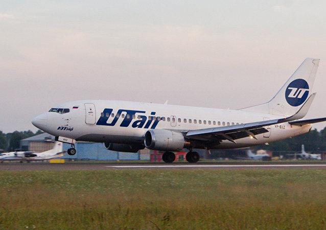 Samolot linii lotniczych Utair