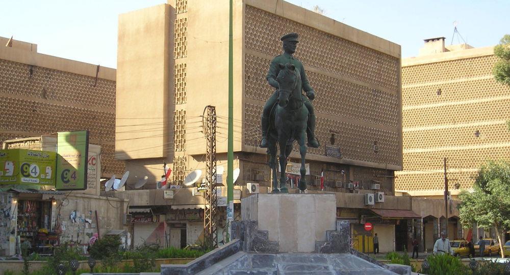 Syryjskie miasto Dajr az-Zaur