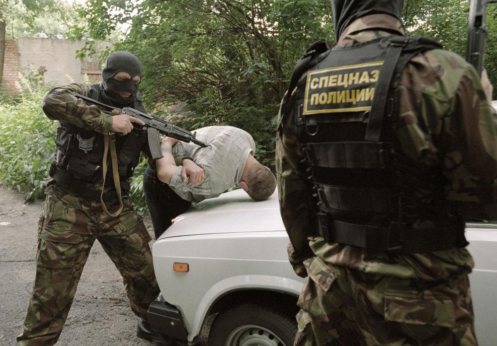 Areszt narkodilera