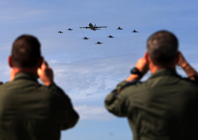 "Manewry NATO ""Trident Juncture-2015"""
