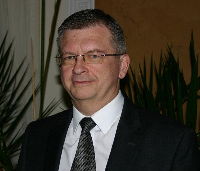 Ambasador Federacji Rosyjskiej w Rzeczypospolitej Polskiej Siergiej Andriejew
