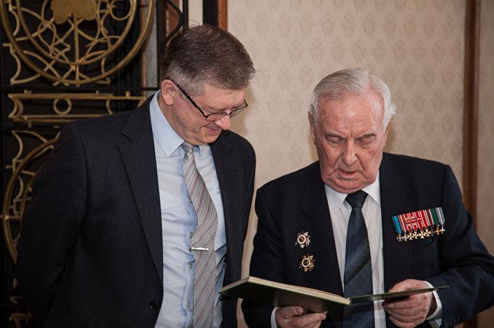 W Ambaszdzie Federacji Rosyjskiej - 17 marca 2015