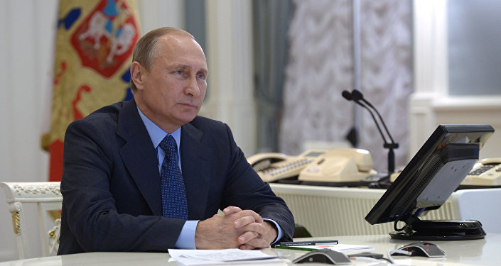Prezydent Władimir Putin zapoczątkował budowę rurociągu Uhta-Torżok-2