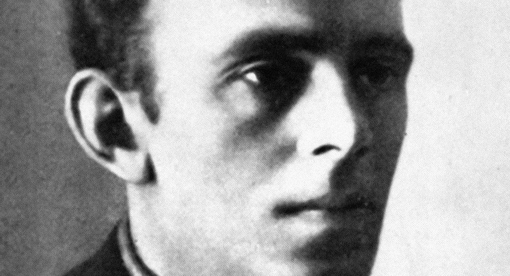 Poeta Mandelsztam