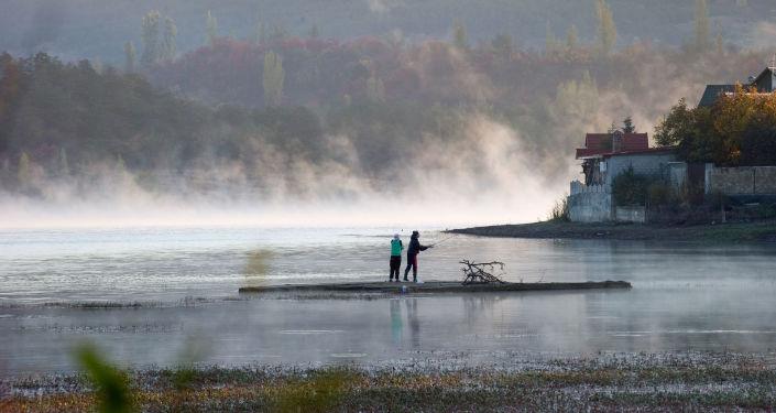 Urocza jesień na Krymie