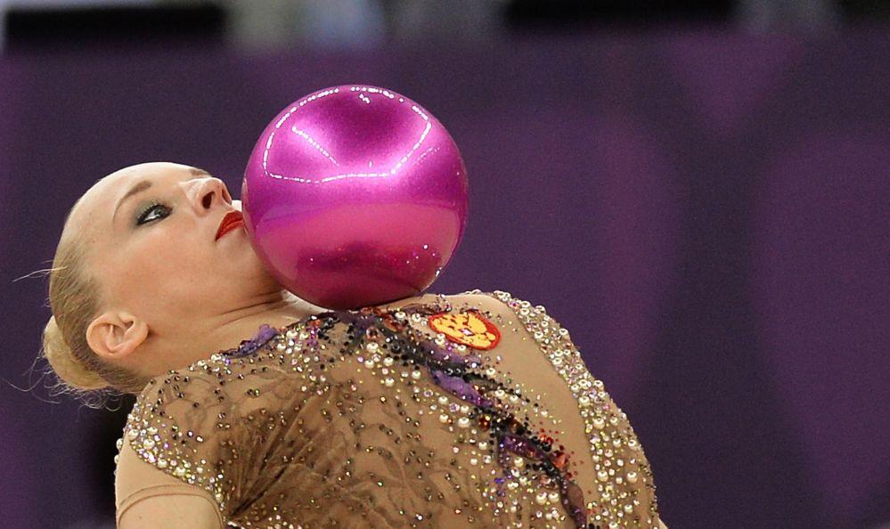 Jana Kudrjawcewa na I Igrzyskach Europejskich w Baku