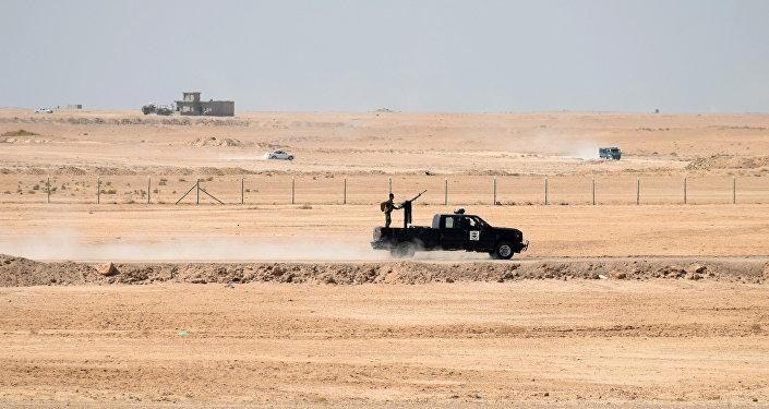 Sytuacja w Iraku