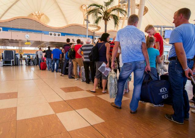Port lotniczy Szarm el-Szejk