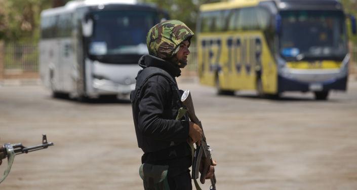 Siły bezpieczeństwa Egiptu