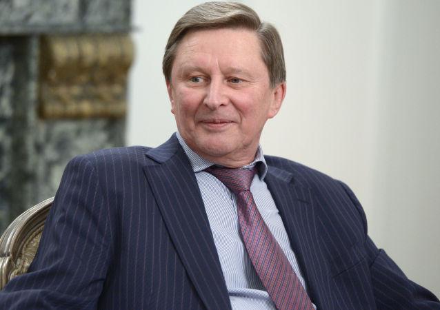 Szef administracji prezydenta Rosji Siergiej Iwanow