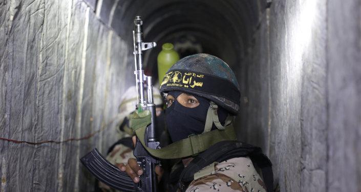 Bojownik ISIS