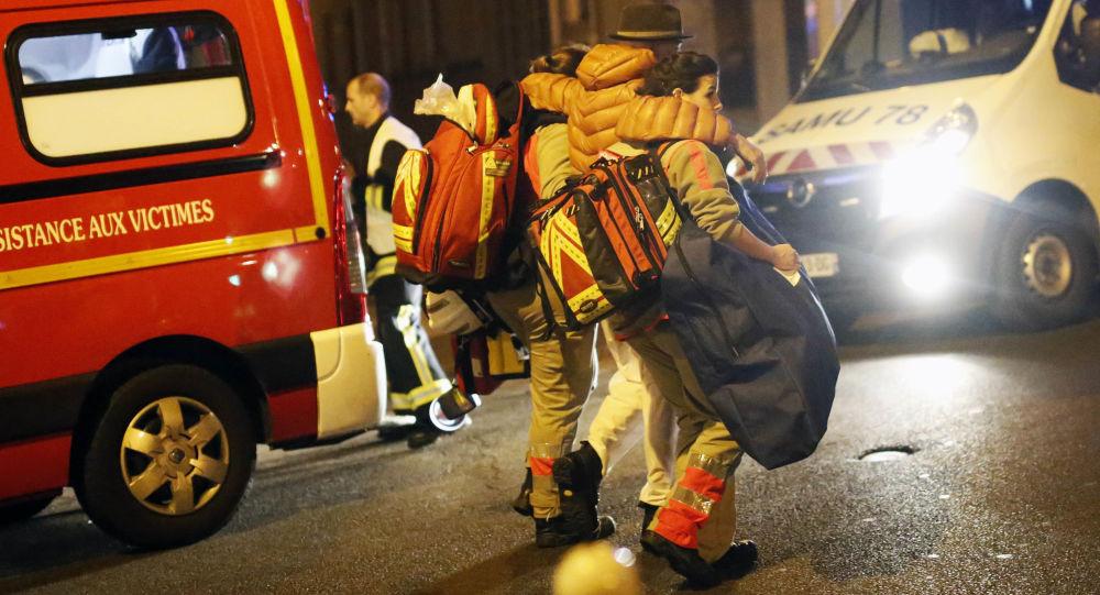 Seria zamachów w Paryżu