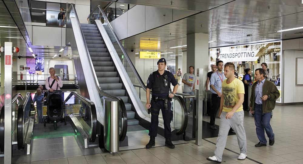 Port lotniczy Amsterdam-Schiphol