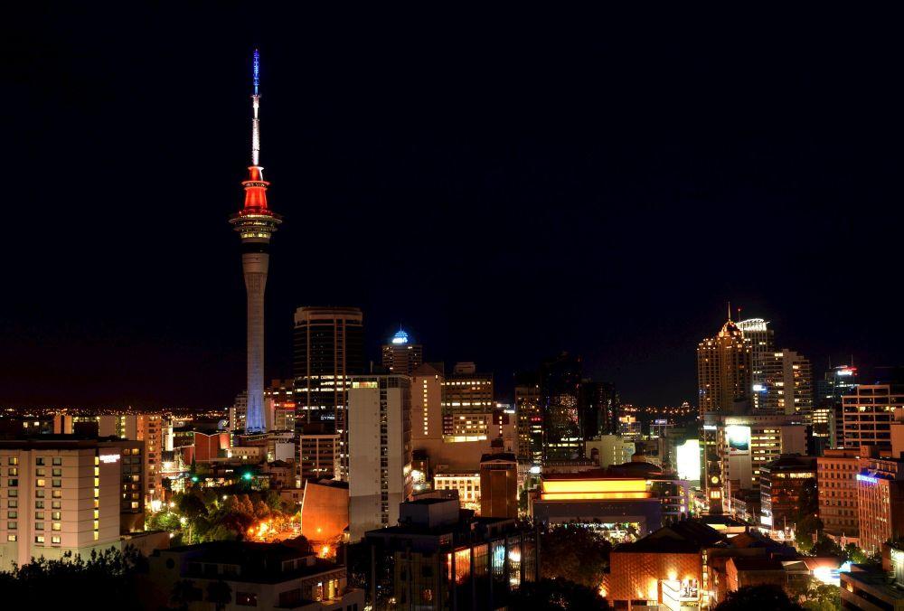 Auckland w Nowej Zelandii