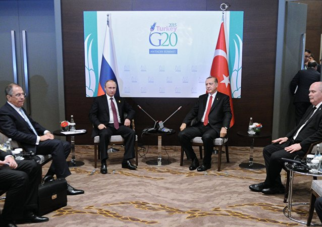 G20 w Turcji