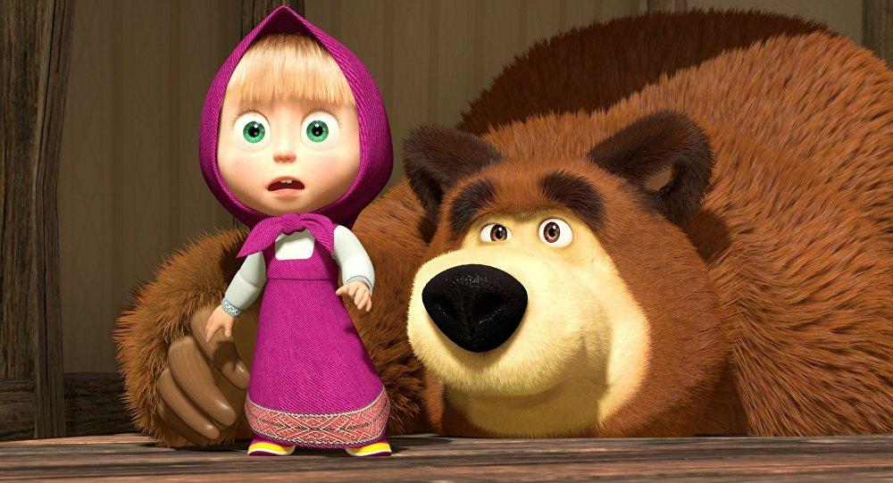 Quot masza i niedźwiedź bije rekordy popularności sputnik