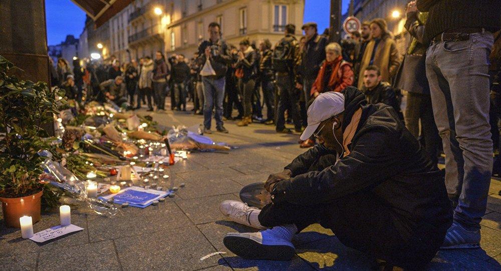 Sytuacja w Paryżu po serii ataków terrorystycznych
