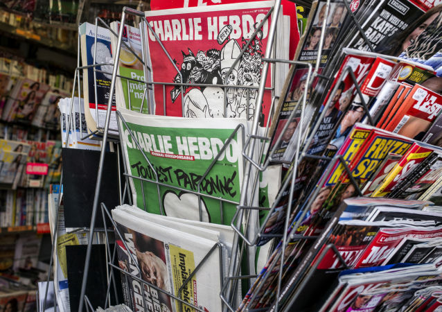 "Francuski tygodnik satyryczny ""Charlie Hebdo"""