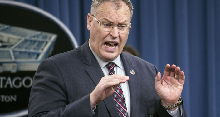 Zastępca sekretarza obrony USA Robert Work