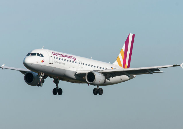 Germanwings, Airbus A320
