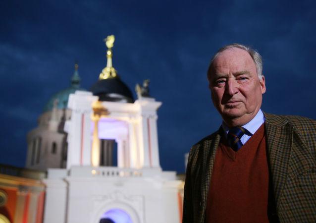"""Zastępca przewodniczącego partii """"Alternatywa dla Niemiec"""" Alexander Goland"""