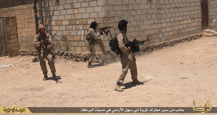 Bojownicy PI w Syrii