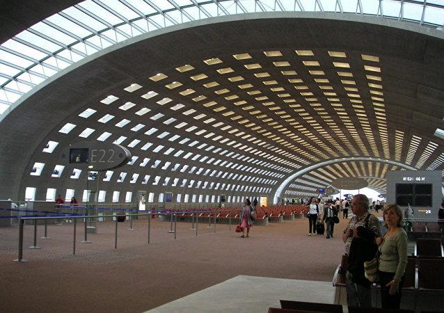 Lotnisko Roissy
