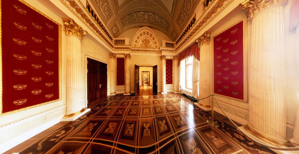 Sala Herbowa Pałacu Senackiego w Kremlu