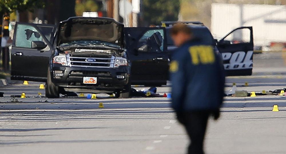 Strzelanina w San Bernardino w Kalifornii
