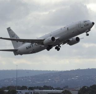Amerykański samolot patrolowy do zwalczania okrętów podwodnych P8-Poseidon