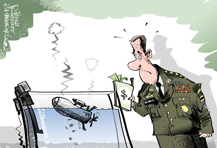 Nowe drony USA nie działają
