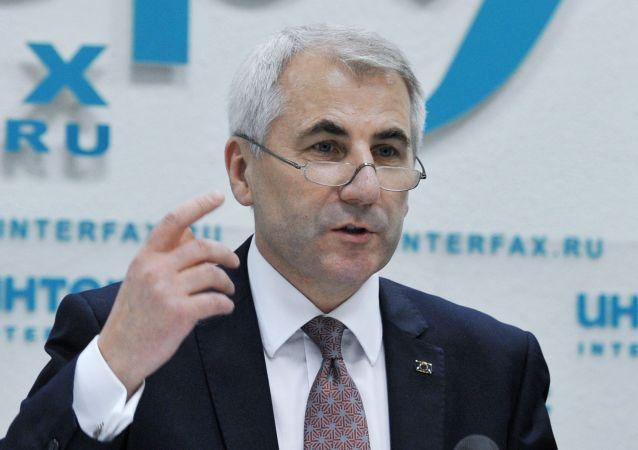 Ambasador UE w Rosji Vygaudas Uszackas