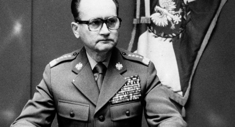 Ogłoszenie stanu wojennego - Wojciech Jaruzelski