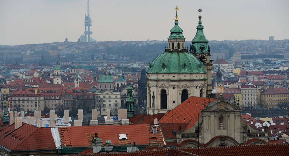 Praga. Czechy